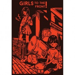 Girls to the Front Print