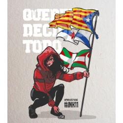 Queremos decidilo todo independencia print poster a4