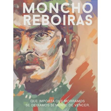 Moncho Reboiras, semente de vencer Print a4