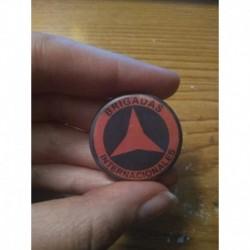Brigadas Internacionales chapa button badge pin